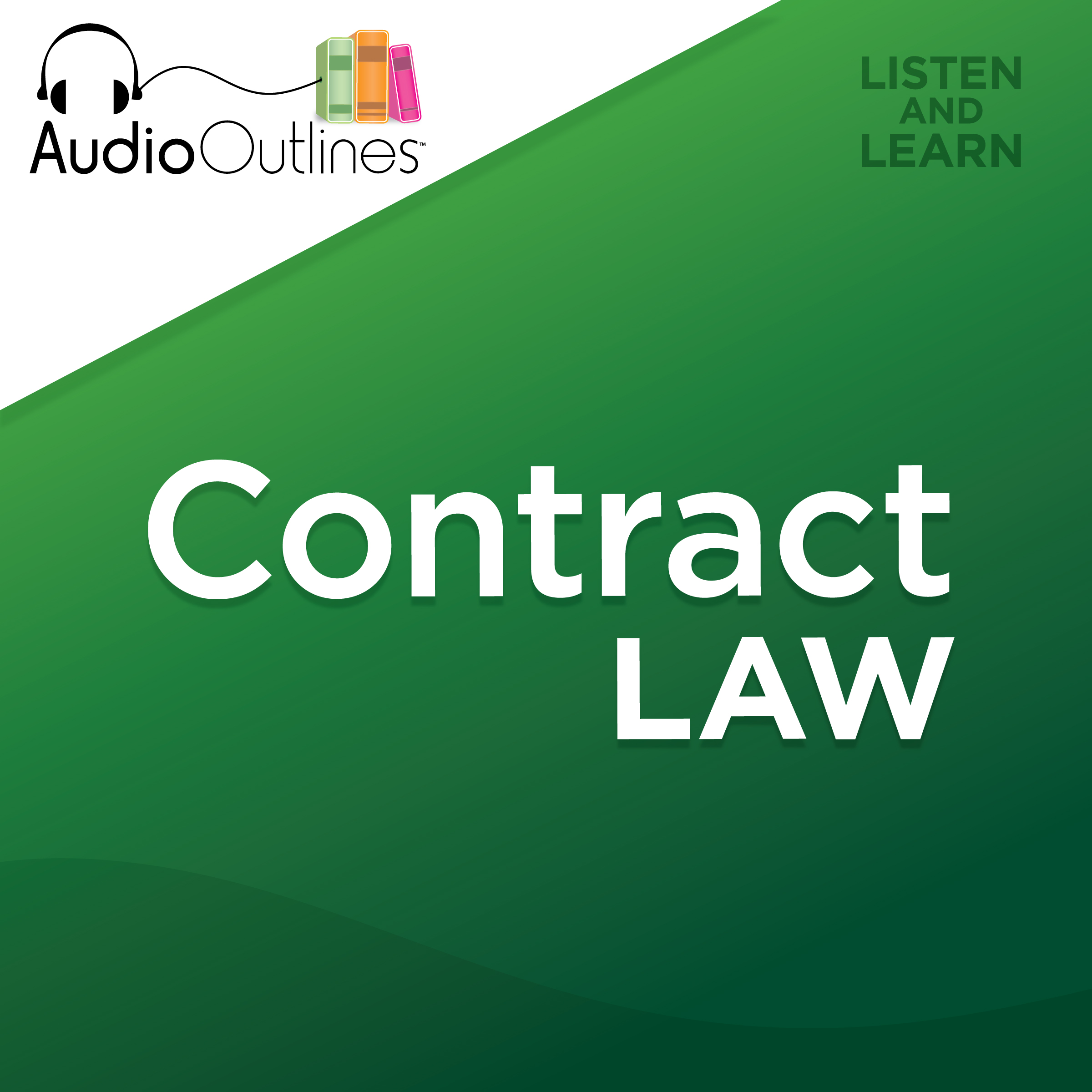 AudioOutlines™ - The Most Simplified Audio Bar Exam & Law
